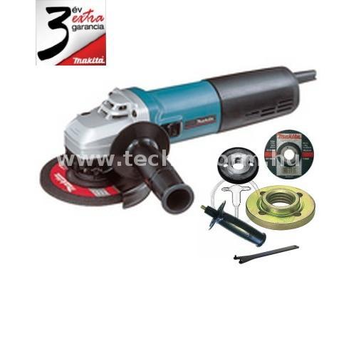 Makita 9565CVR Sarokcsiszoló 1400W / 125mm